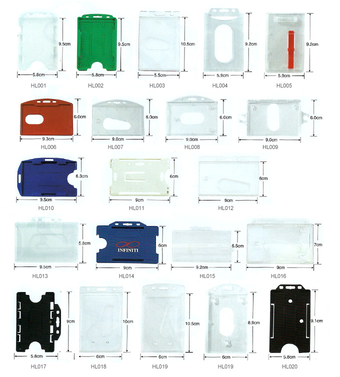 Portabadge personalizzati